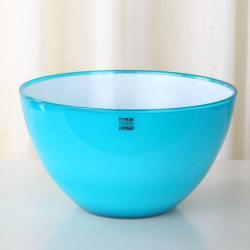 Txon Blue Plastic Bowl 14cm x 24cm