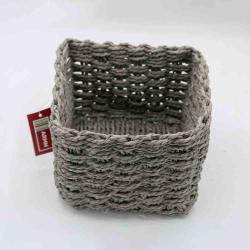Abdeen Armn kouboo chunky crochet square towel basket