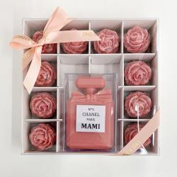 Mothers Day Floral Chocolate Box