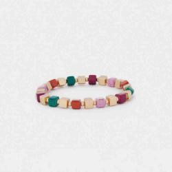 Parfois Elastic Bracelet With Stones