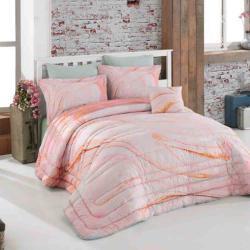 Abdeen Armn casa mia single cotton 4 piece fleece comforter set