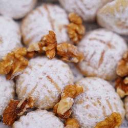 Secrets Cake 1 kg Maamoul Walnuts