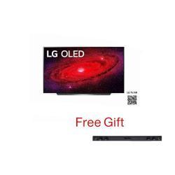 "New Vision LG 55"" OLED UHD TV Free Gift LG Sound Bar, 2.0 Ch., 100W"