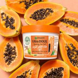 Garnier Ultra Doux 3 in 1 Repairing Hair Food Papaya