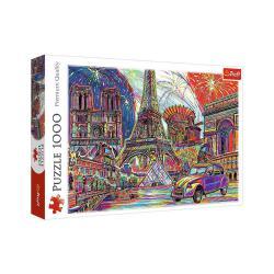 Puzzlers Colours of paris