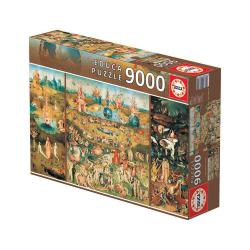 Puzzlers The garden of earthly delights