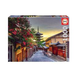 Puzzlers Yasaka pagoda kyoto japan