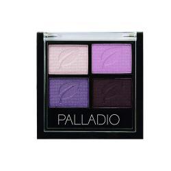 Palladio eyeshadow quad, spellbound