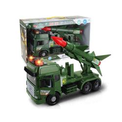 Txon Green Missile Vehicle Mortar Battle