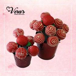 Vera's Small Cake Pops التوصيل داخل عمان فقط
