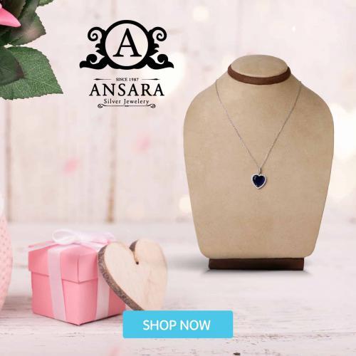 ANSARA JEWELLARY Silver